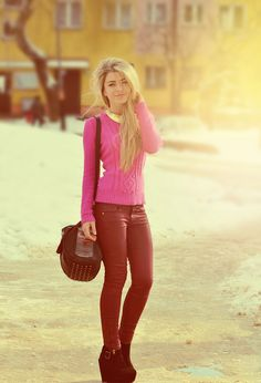 love this outfit but the shoes are to die for!!!