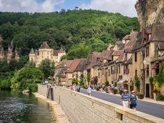 La Roque-Gageac on the Dordogne River | by Bobrad