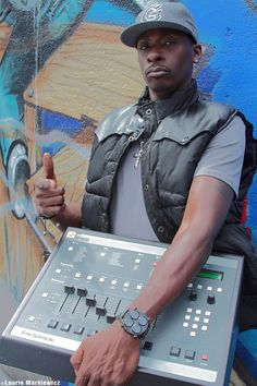 pete rock and his sp1200
