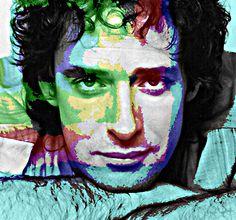 Gustavo Adrián Cerati - Cantante argentino de la banda de rock Soda Stereo… Soda Stereo, Arte Dope, Sketch Manga, Beer Bar, Mean Girls, Cool Wallpaper, Rock Bands, Rock And Roll, Retro