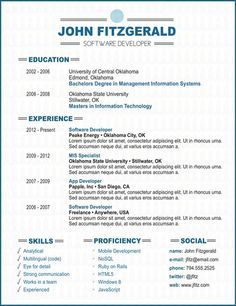 Elow Are Links To  Free Resume Examples  Resume Templates