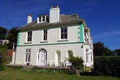 Talland House, St Ives, where the Stephen family spent their summers when Virginia was a child (courtesy of Mark Scott)