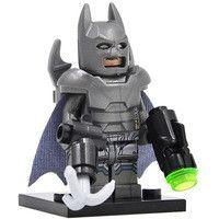 - MInifigure from Batman Vs Superman - Armored Batman - Not Lego Brand Batman Lego Sets, Lego Batman Party, Batman Vs Superman, Batman 2017, Batman Batcave, Batman Birthday, Batman Logo, Big Lego, Cool Lego