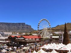 Waterfront, Capetown, South Africa