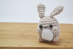 Amigurumi bunny | Flickr - Photo Sharing!
