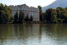 """The Von Trapp house in Austria in the movie """"The Sound of Music"""" I can actually say that I've been here!"""