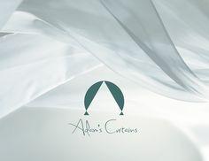 creative logo design - Adam's Curtains - identity design - branding - brand development - logo design