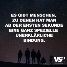 VISUAL STATEMENTS® - Einzigartige Zitate und Sprüche There are people with whom you have a very special inexplicable bond from the first second. Unique Quotes, New Quotes, Love Quotes, Men Abs, Visual Statements, Super Quotes, Motivation, Fashion Quotes, Friendship Quotes