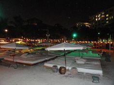 club nikki beach miami outdoors beds