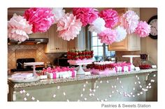even for a small gathering, it feels good to show your guests that you took the time to make it special for them.