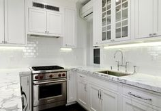 Tracy's New York Life | A Blog About Life in New York City: Dressed in White: 5 NYC Kitchens to Dream About  http://www.tracysnewyorklife.com/2014/09/dressed-in-white-5-nyc-kitchens-to.html#.VCm2z7iGvzY