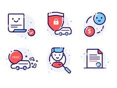 New Shot - at AM designed by Ker-an. Flat Design Icons, Icon Design, Ui Design, Outline Illustration, Graphic Design Illustration, Portfolio Web, Logos Retro, Small Icons, Home Icon