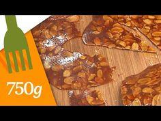 Recette de nougatine inratable - 750 Grammes - YouTube