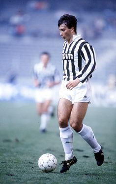 Pierluigi Casiraghi of Juventus 1999
