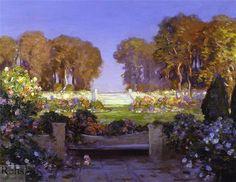 Tom Mostyn - The Terrace
