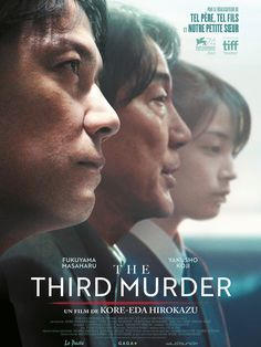 Directed by Hirokazu Koreeda. With Masaharu Fukuyama, Kôji Yakusho, Shinnosuke Mitsushima, Mikako Ichikawa. A courtroom drama centered around the murder of a factory president. Film Movie, Hd Movies, Dramas, Live Action, Dylan Mcdermott, Robin Tunney, Justiz, Film Streaming Vf, Christoph Waltz