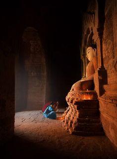 Buddha Photo by Atipan Khantalee -- National Geographic Your Shot