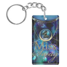 Swag Acrylic Keychain