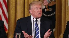 In an Oval Office meeting featuring several leaders of conservative groups already lining up against the House Republican plan to repeal and replace Obamacare, President Donald Trump revealed his plan in the event the GOP effort fails: Allow Obamcare to fail and let Democrats take the blame, sources at the gathering told CNN.