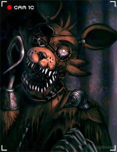 Foxy (fnaf)