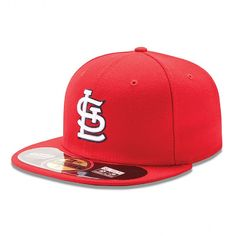 New Era St. Louis Cardinals World Series Patch Cap 2af96d408