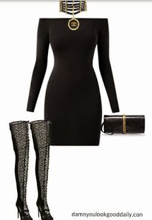 What to Wear to a Club-Pretty Women