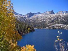 South Lake in the Bishop Creek Canyon, CA. Beautiful!!