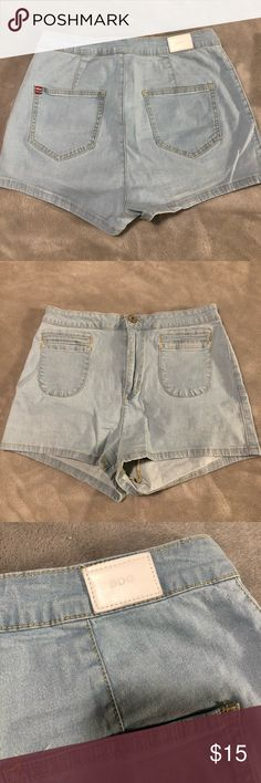Urban Outfitters Shorts Light blue BDG shorts! Urban Outfitters Shorts Jean Shorts