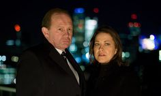 Harry Pearce & Ruth Evershed (by Peter Firth & Nicola Walker) - Spooks