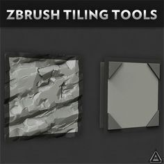 Zbrush Tiling Tools, Lucas Annunziata on ArtStation at…