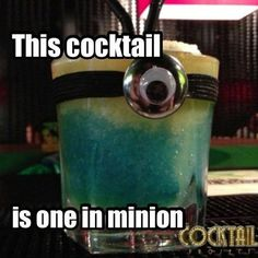 Your type of drink!
