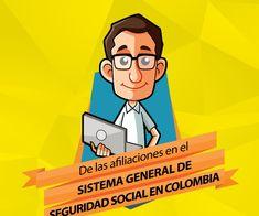 SGSST | De las a liaciones en el Sistema General Seguridad Social en Colombia