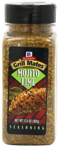 Mccormick Grill Mates Mojito Lime Seasoning 13 5 Ounce Mccormick Http Www Amazon Com Dp B005ivpkba Ref Cm Sw R Pi Dp B9xftb1peavx Seasonings Mojito Grilling