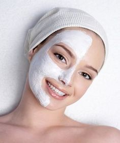 White clay face mask recipes for all skin types.