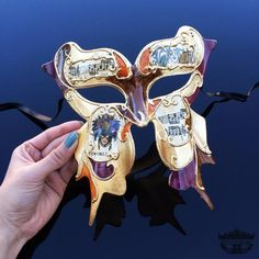 Butterfly Masquerade Mask, Mardi Gras, Masquerade Ball Mask, Masquerade Mask, Music Note, New Orlean Butterfly Mask, New Orleans Art, Horn Headband, Venetian Masks, Masks Art, Themed Parties, Ballroom Dance, Masquerade Ball, Music Notes