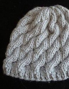 Ski Hat--free pattern @ Ravelry
