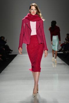 Line Knitwear Fall 2014 - Look 6 #WMCFW
