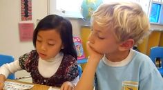 Accountable talk video; it's very informative, but the best part is, it will make you smile
