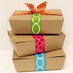 Kraft Lunch Box, 8 Paper Food Boxes, Party, Picnic, Buffet, Tailgate, Wedding, Kids, Travel, Package, Disposable, Business Meetings, Gifts