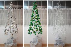 6 Lovely DIY Christmas Tree Alternatives