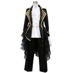 cool Japanese anime cosplay costume