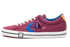 "UNDFTD x CONVERSE – Spring/Summer 2013 ""Born Not Made"" Collection"