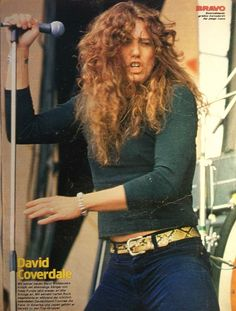 Deep Purple with David Coverdale Love Don't Mean A Thing David Coverdale, Heavy Rock, Heavy Metal, Whitesnake Band, Blood Of Heroes, Pop Rock Bands, Rock Legends, Foo Fighters, Van Halen