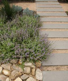 Paths | GardenDrum Design Andrew Laidlaw, Melbourne