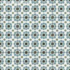 Original Mission Tile - Encaustic Cement Tile - Moorish : Original Mission Tile | Great Britain Tile - America's Floor Specialists - (877) 895-9775