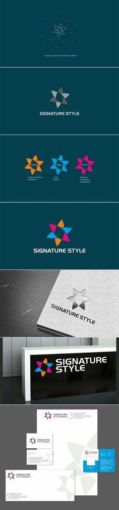 Signature Style Logo Designing #logo_design
