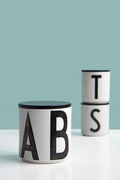 Designletters - Multi Jar, A,B,C,D,E