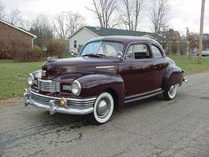 Nice Nash Coupe 1948