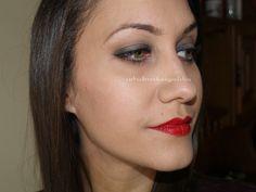 Maquillaje Dream satine y labios rojos | Maybelline