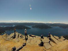 Lake Waikaremoana, Great Walk, New Zealand